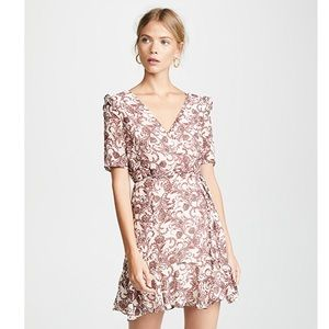 Twirl Wind Chiffon Dress